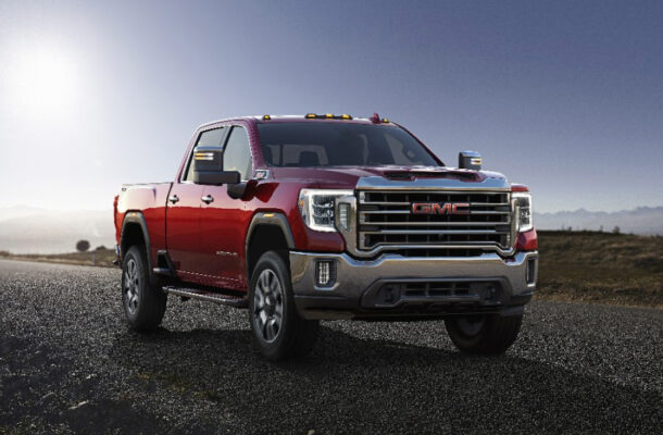 2020 Gmc Sierra 2500hd Newcartestdrive