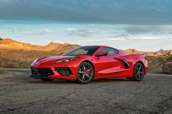 2021 chevrolet corvette - newcartestdrive
