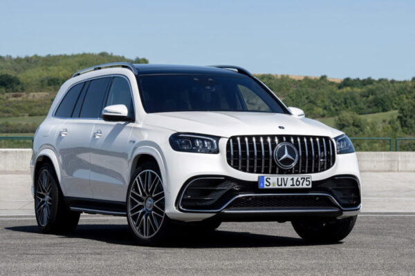 2021 Mercedes-Benz GLS - NewCarTestDrive